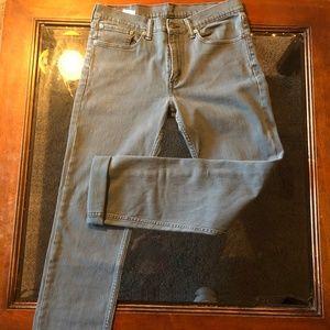 Men's 34 W 34 L Levi's 511 Jeans Pants